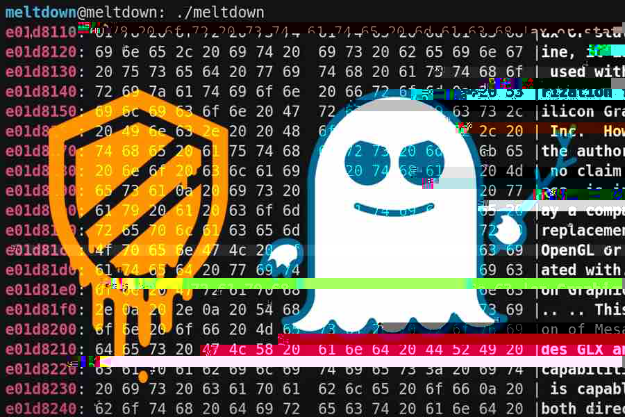 Cryptocurrency security: Spectre and Meltdown