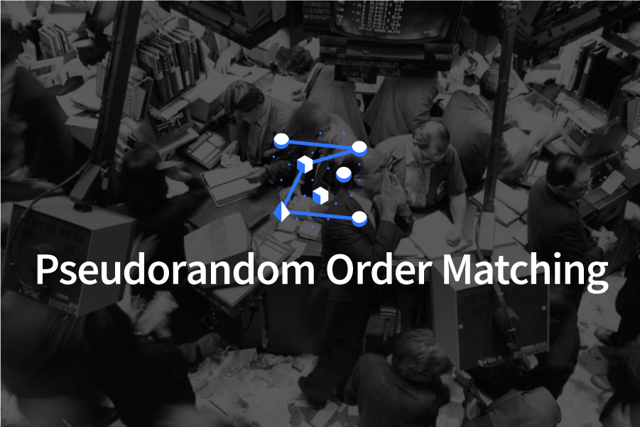 Pseudorandom Order Matching